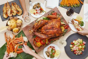 Christmas Day Brunch Buffet at Pullman Danang Beach Resort Epice Restaurant