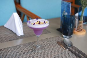 Azure Daiquiri Revolution Cocktail