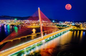 Tran Thi Ly Bridge Da Nang