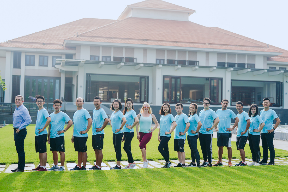 Pullman danang beach resort wellness trip sarah hoey