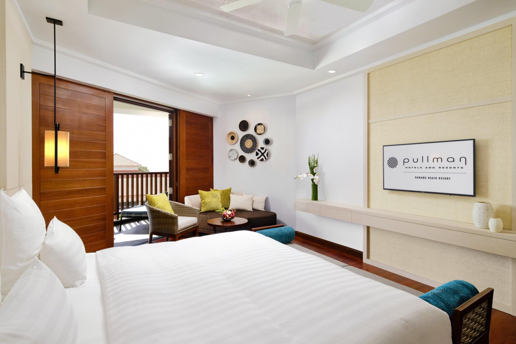 Pullman Danang Beach Resort Deluxe Room 5 Star Hotel