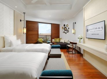 Pullman Danang Beach Resort Rooms Amp Suites 5 Star Hotel