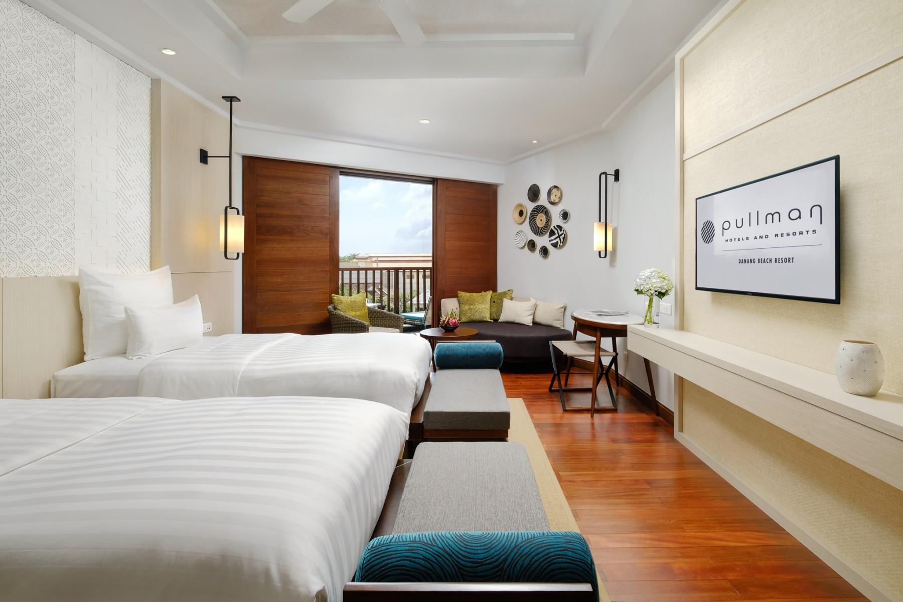 Pullman Danang Beach Resort Rooms Amp Suites 5 Star Hotel