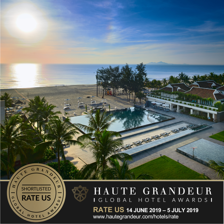 Pullman Danang Beach Resort - Haute Grandeur Hotel Awards 2019