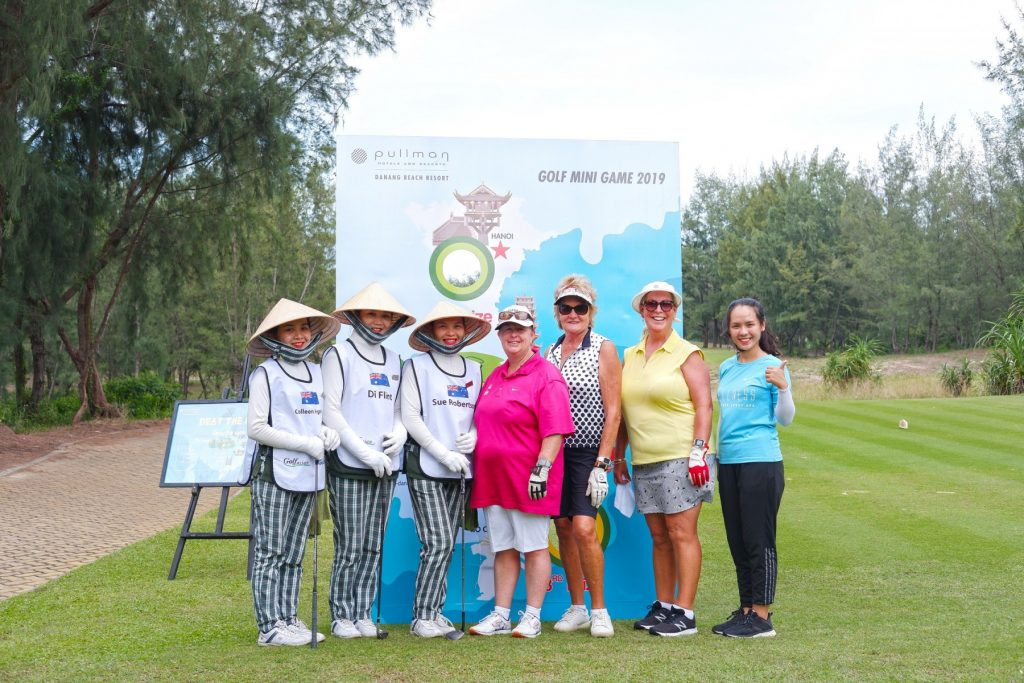 Play rounds in many of well-known golf courses in Danang Vietnam