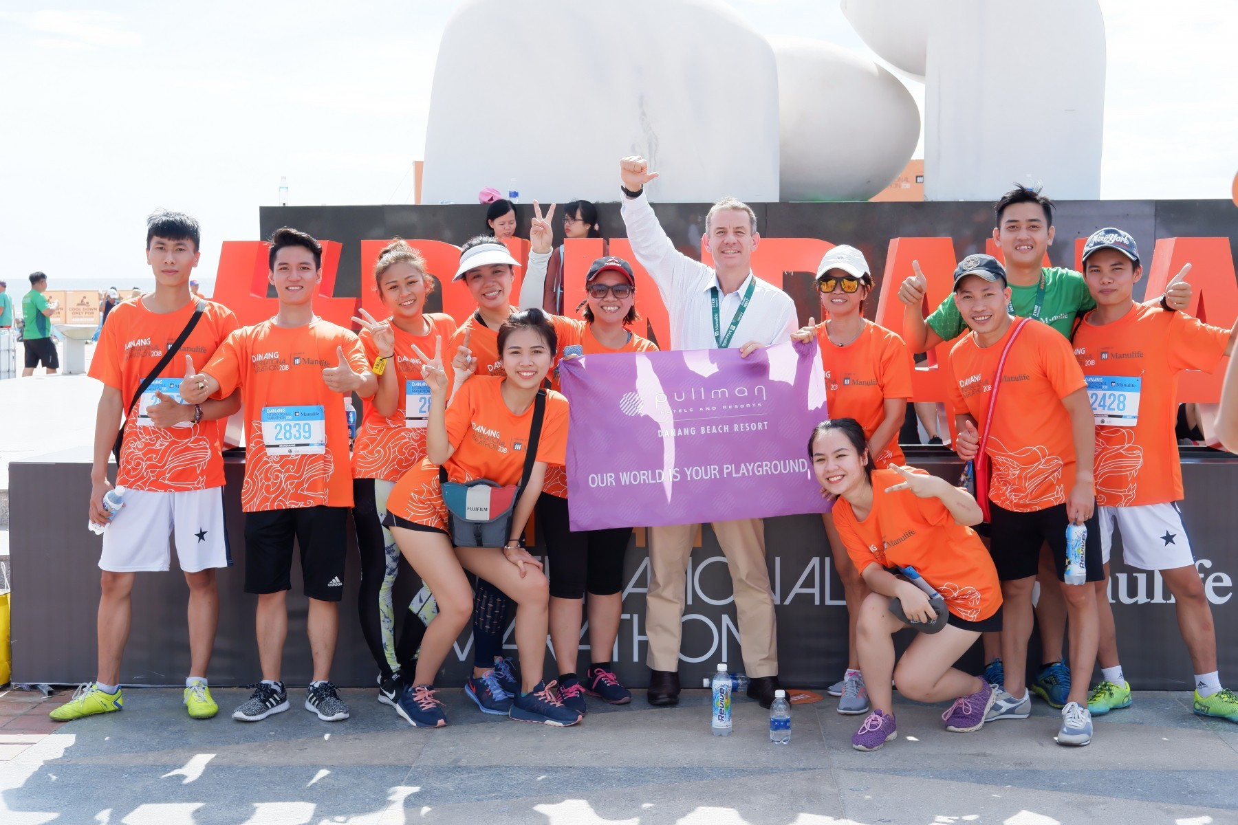 Manulife x Pullman | Special Packages for Runners