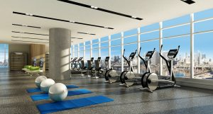 Sofitel Sydney Darling Harbour Hotel Gym