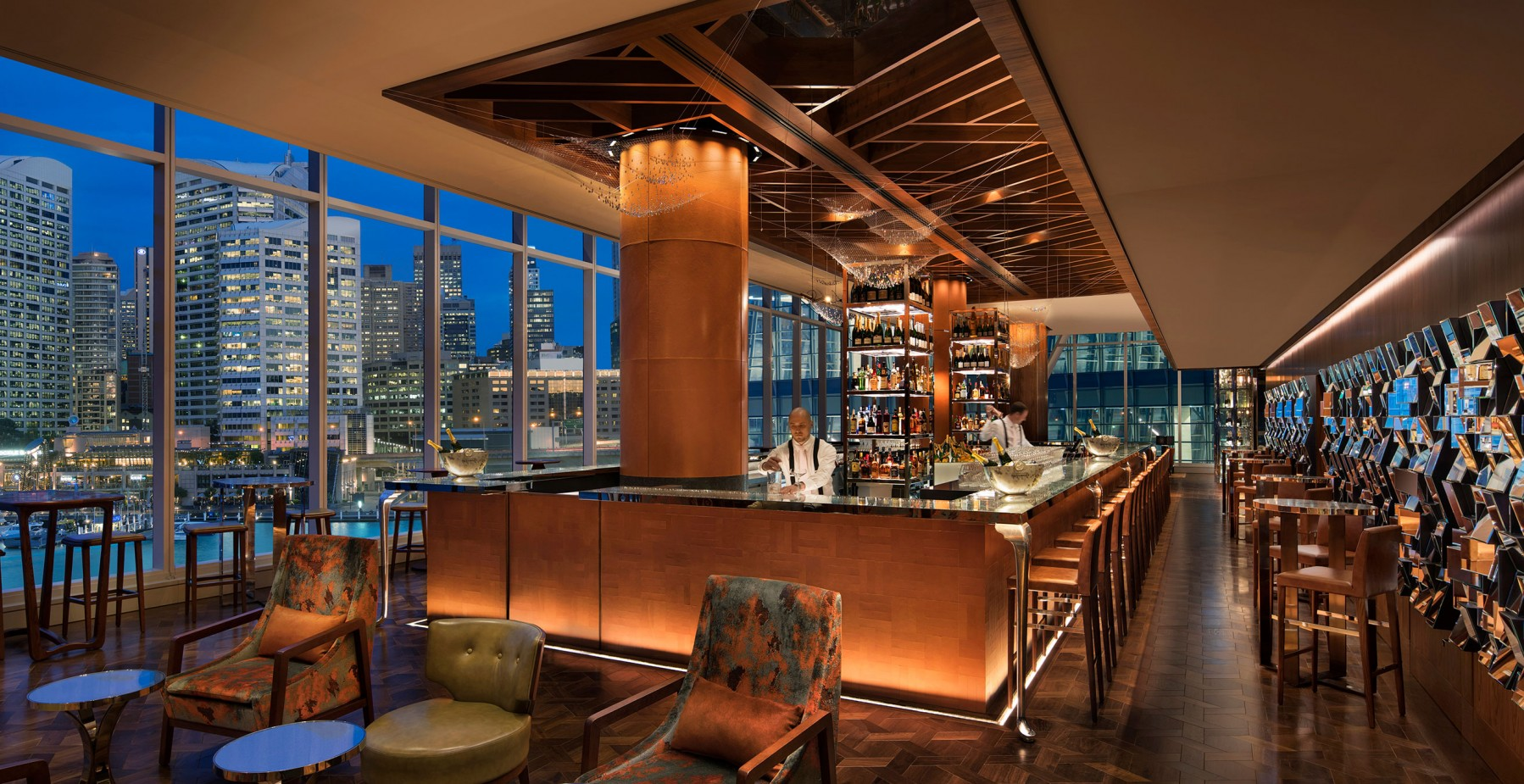 Sofitel Sydney Darling Harbour Champagne Bar