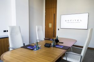 Brodie meeting room, Sofitel Sydney Darling Harbour