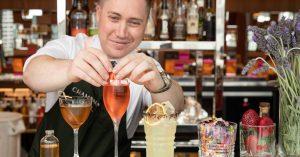 2020 festive cocktails by Jarod Senior, Bar Manager at Sofitel Sydney Darling Harbour