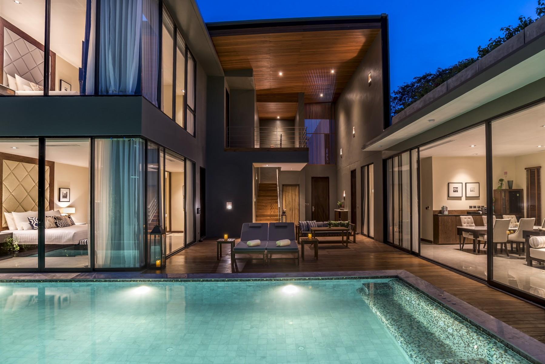 Three Bedroom Pool Villa V Villas Hua Hin Mgallery By