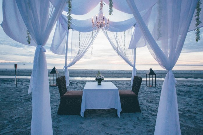 romantic-dinner-in-hua-hin