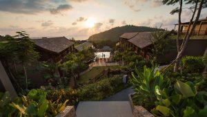 beautiful resort in patong