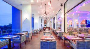 Vista restaurant Patong