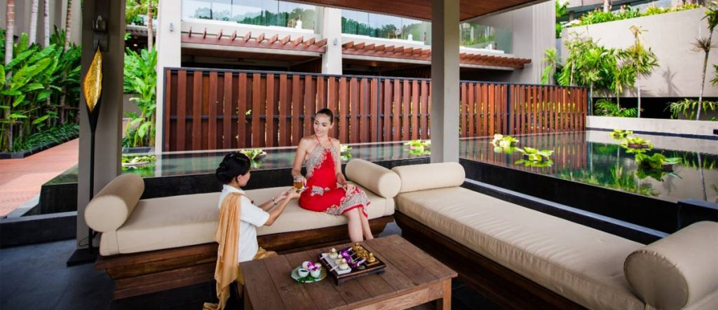 Phuket Luxury Spa | Aqua Spa