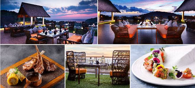 Best Rooftop Restaurant in Phuket