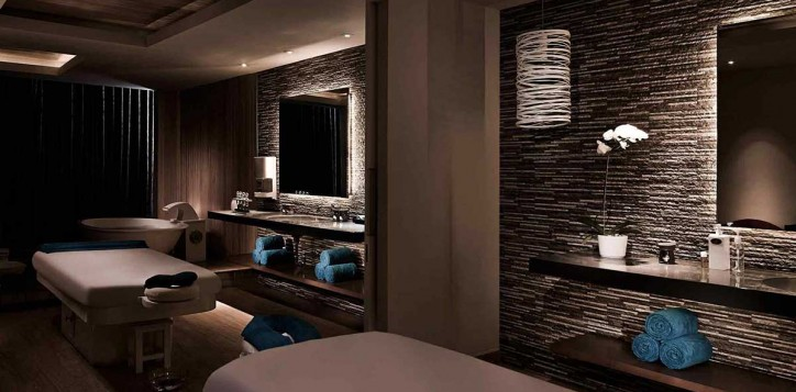 Pullman Jakarta Central Park - Fit and Spa Lounge