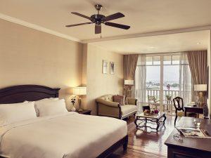 luxury hotel in Phnom Penh