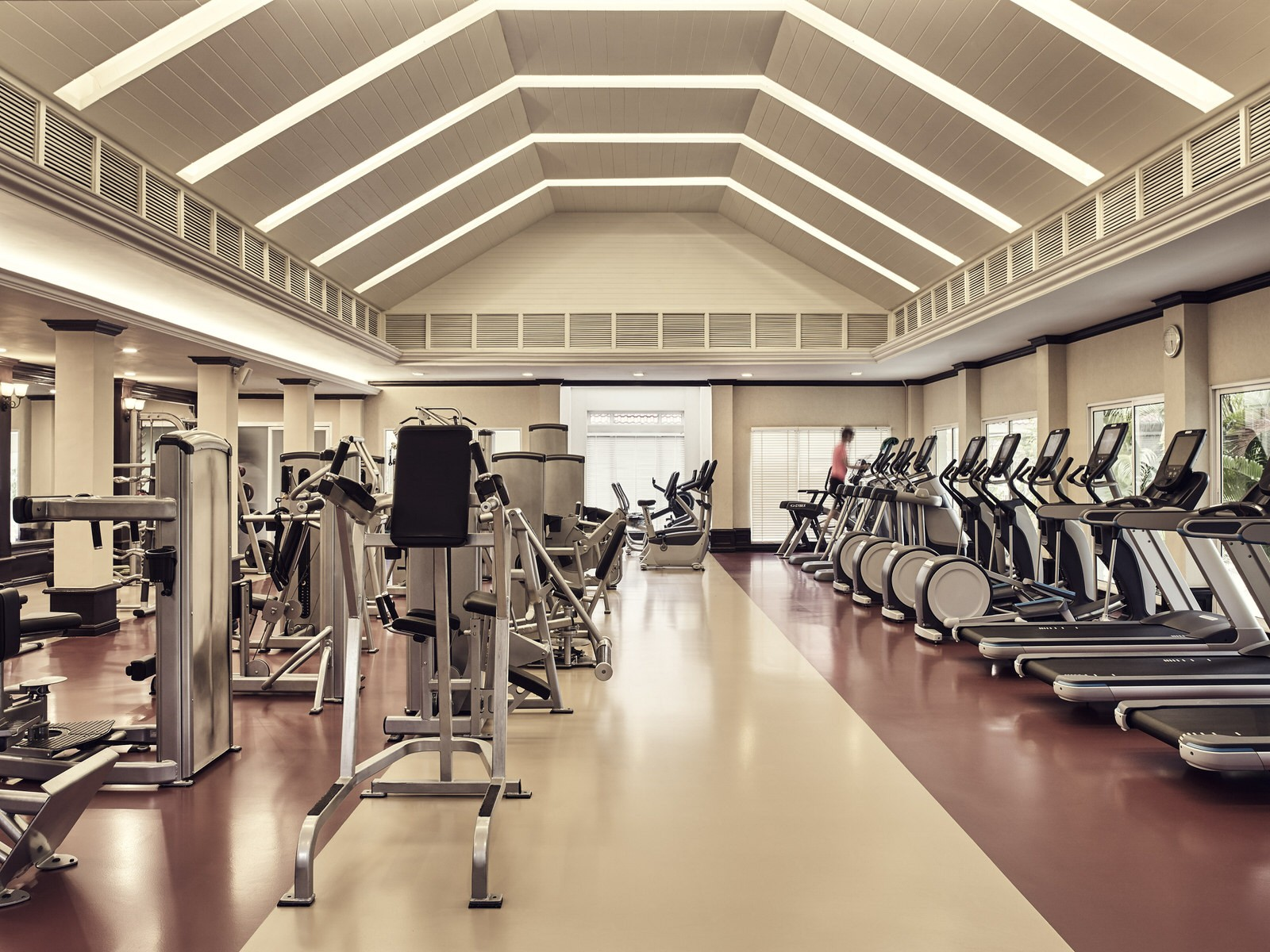 best gym phnom penh