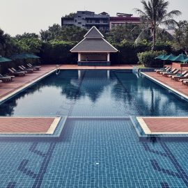 sofitel phnompenh phokeethra pool relax