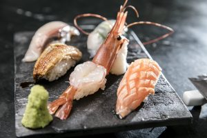 Delicious japanese food in Phnom Penh