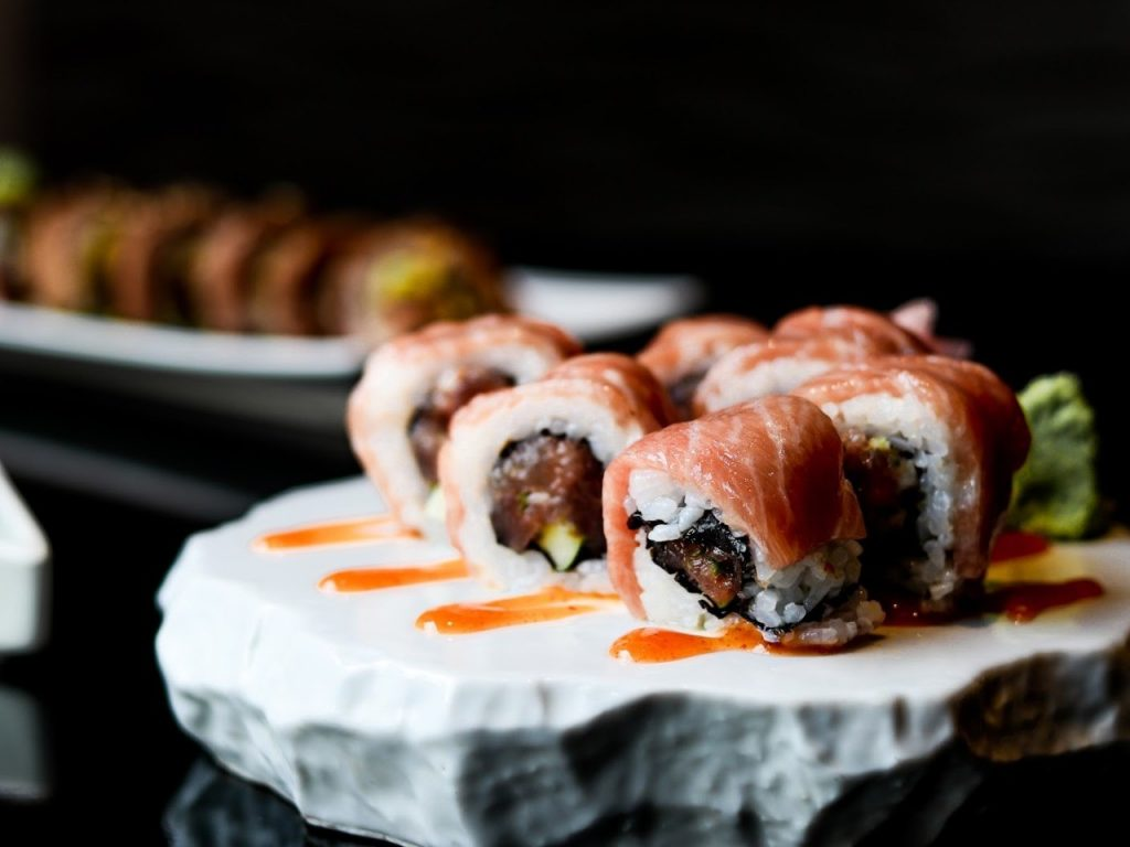 best sushi phnom penh