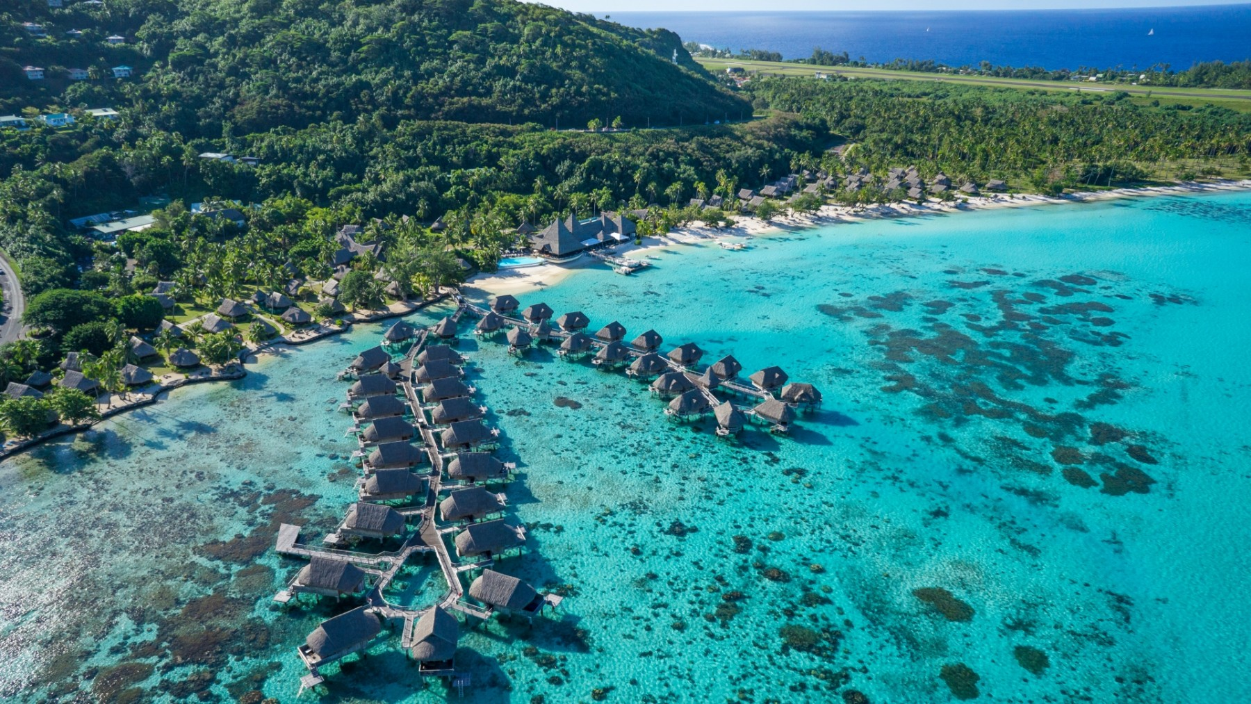 Sofitel Moorea Ia Ora Beach Resort Live The French Way