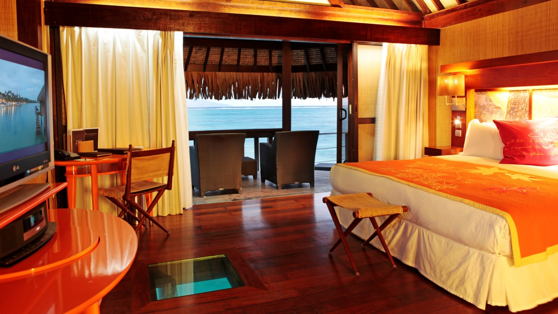 Sofitel Moorea Ia Ora Beach Resort Live The French Way