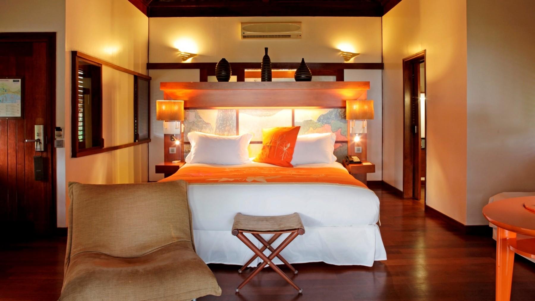 Sofitel Moorea Ia Ora Beach Resort Luxury Bungalow With