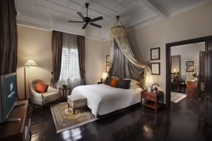 Graham Greene suite Sofitel Legend Metropole Hanoi