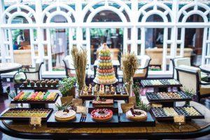 Le Club Sofitel Legend Metropole Hanoi Chocolate Library