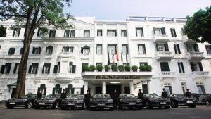 Limousine service Sofitel Legend Metropole Hanoi