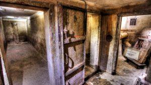 Bomb Shelter Bunker Sofitel Legend Metropole Hanoi