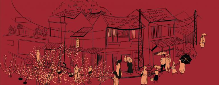 don-tet-co-truyen-tai-khach-san-metropole-ha-noi