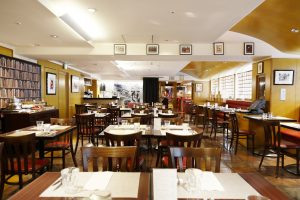 Restaurant, le bistrot de l'Echanson, Mercure Tokyo Ginza