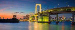Rainbow Bridge at Sundown