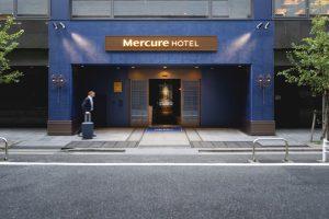 Hotel Entrance Daylight