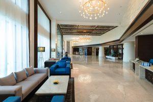 Novotel Imagica Lobby - Resort Near Lonavala